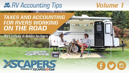Working from Your RV in Multiple States May Affect How Many State Income Tax Returns You Need to File