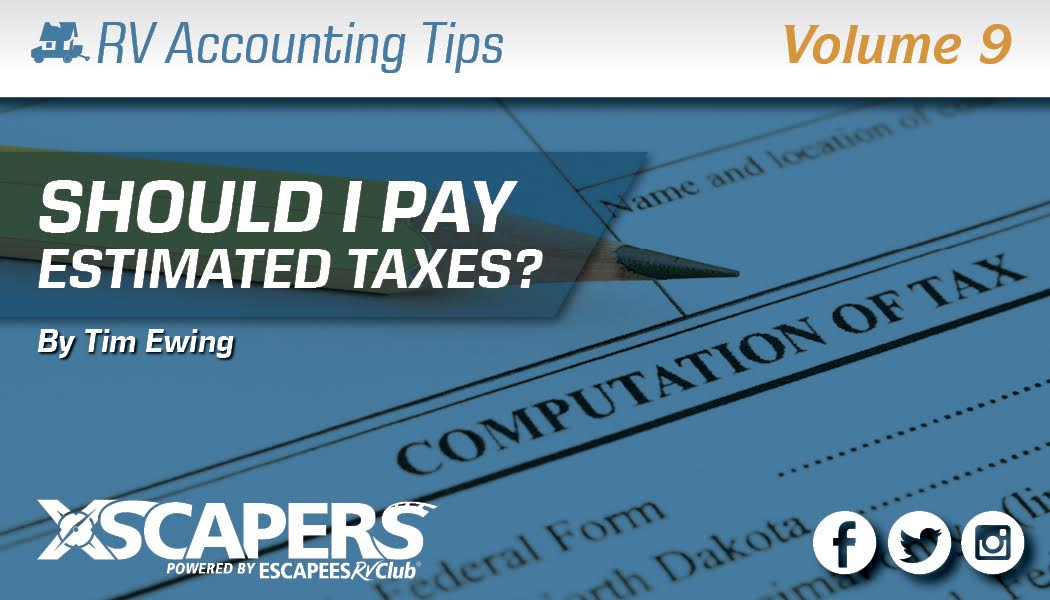 Should I Pay Estimated Taxes?